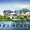 Find Numbers - 3D Buildings