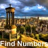 Find Numbers – Beautiful Scenes