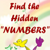 Find the hidden « NUMBERS »