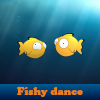 Fishy dance  5 Differences