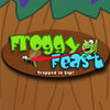 Froggy Feast: Trapped in Sap!