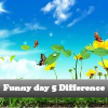 Funny day 5 Differences