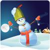 Game snowmen