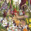 Garden and animals hidden numbers