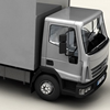 Generic truck 3D