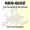 GeoQuiz – the countries of europe
