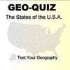 GeoQuiz – the states of the usa