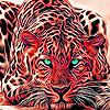 Giant leopard puzzle