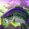 Giant ocean fish puzzle