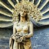 Golden Statue jigsaw puzzle