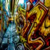 Graffiti Hidden Images