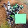 Green Bike Sliding
