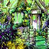 Green houses hidden numbers