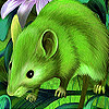 Green  little vole puzzle
