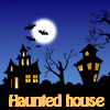 Haunted house. Find objects