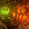 Hidden Stars Halloween Pumpkin