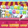 Ice-cream Booth