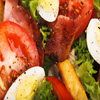 Jigsaw: Bacon Salad