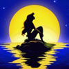 Jigsaw Little Mermaid Moon