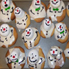 Jigsaw: Melting Snowman Cookies