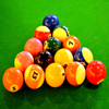 Jigsaw: Pool Balls