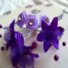 Jigsaw: Purple Decoration
