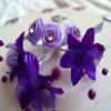 Jigsaw: Purple Decoration