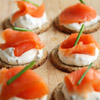 Jigsaw: Salmon Appetizers