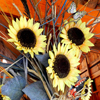 Jigsaw: Sunflower Bouquet