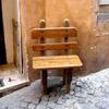 Jigsaw: Wooden Chair