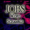 Jobs Word Scrambles