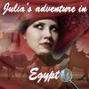 Julia's adventure in Egypt