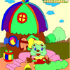Kid's coloring: Welcome