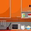 Kitchen room escape