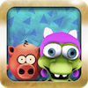 Koso and Piggy – My pig is starving!