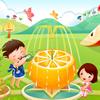 Lemon Fountain Puzzle
