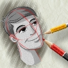 Lets Draw Something – Boy Face