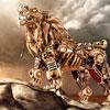 Lion-robot