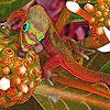Lizard in the garden puzzle