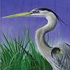 Long sea birds puzzle