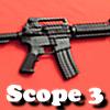 M-4 assault rifle