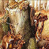 Mice in the woods puzzle