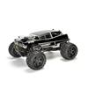 The black monster truck