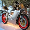 Motorcycle Ducati Close