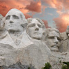 Mount Rushmore Jigsaw