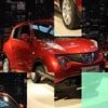 Nissan Juke Sliding