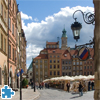 Old Town Market Square Jigsaw