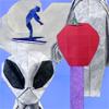 Origami Apples