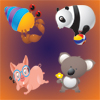 Pair Mania – Cartoon Creatures 3