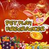 Pet play firecracker